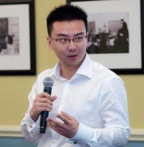 Richard Zhang, Secretary