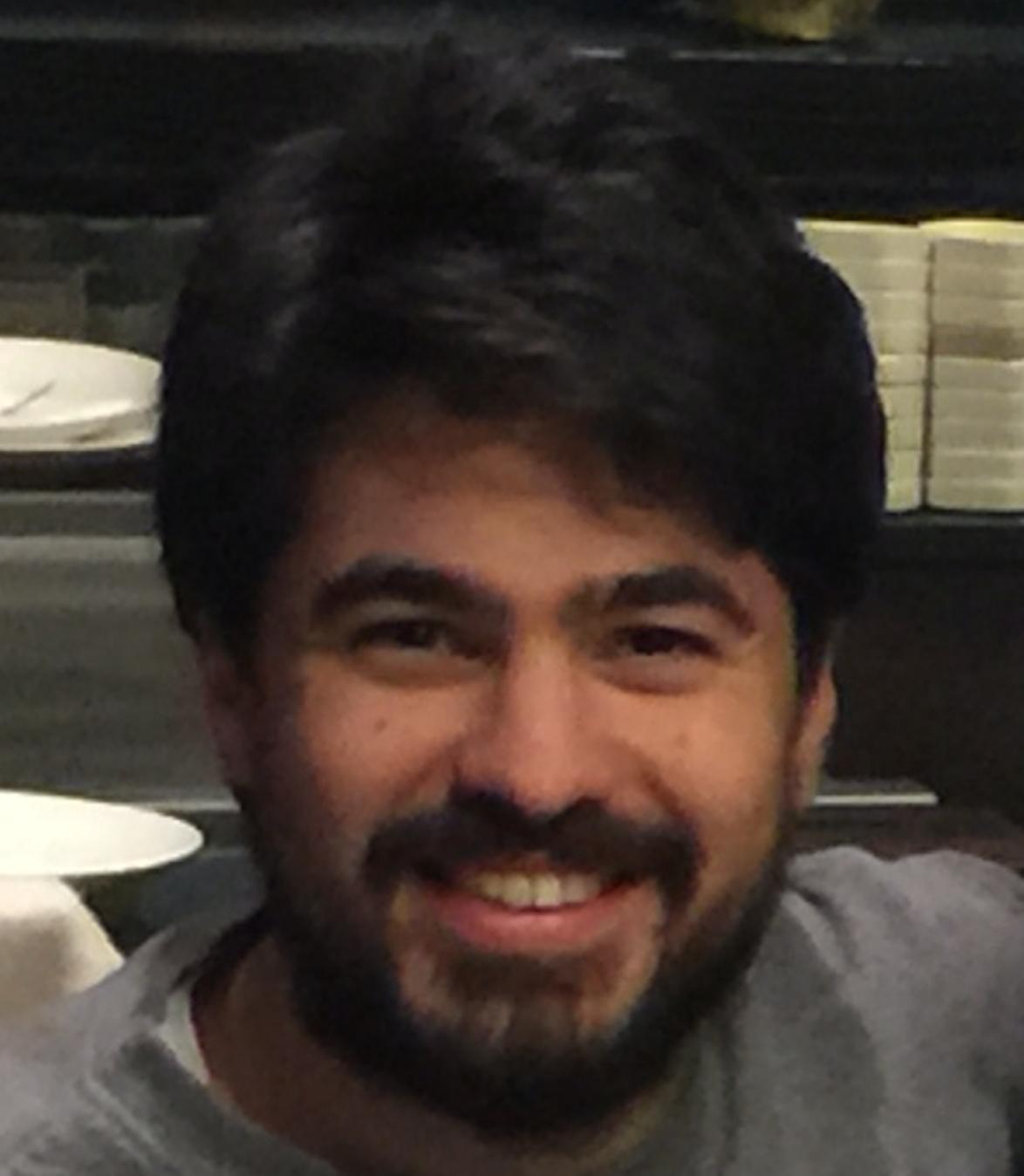 Photo of Emre Egerçen, ARC Co-Chair